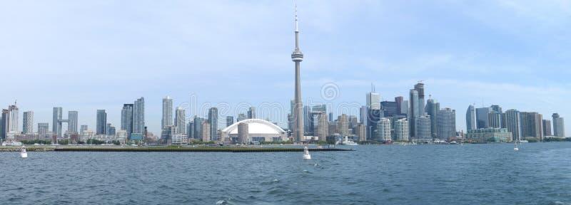 Toronto panorama royalty free stock image