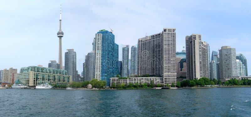 Toronto panorama stock photo