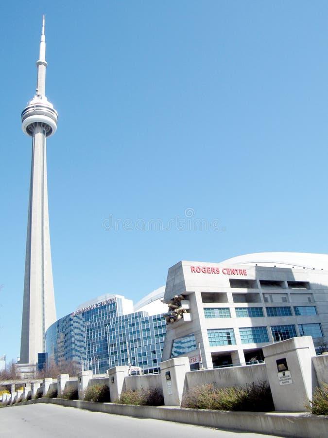 Toronto Rogers Centre 2010 stockbild
