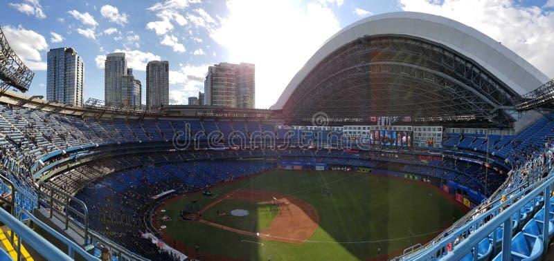 Toronto& x27; s-stadion arkivfoto
