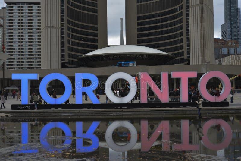 Toronto, Canada. 12th January 2014 - Several Hundred