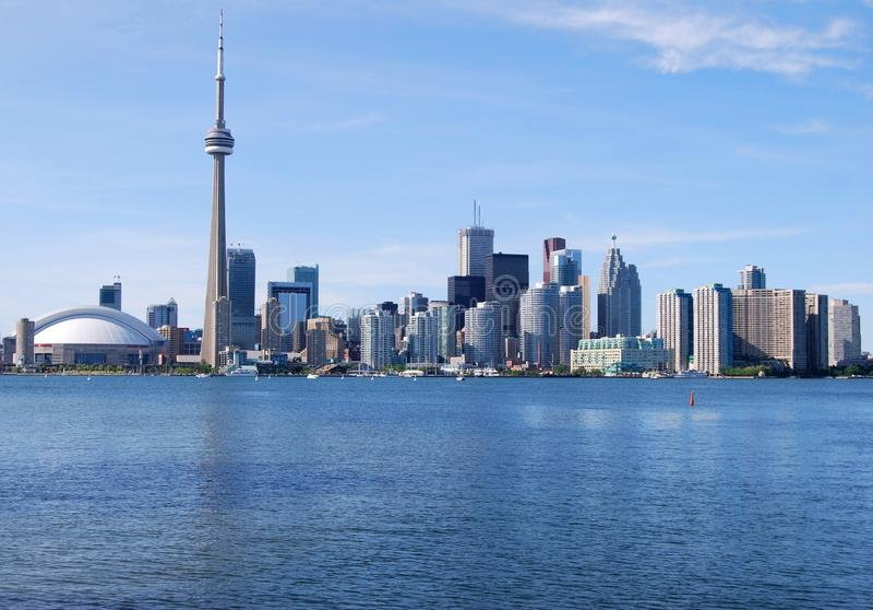 Download Toronto Skyline Royalty Free Stock Photos - Image: 20758028