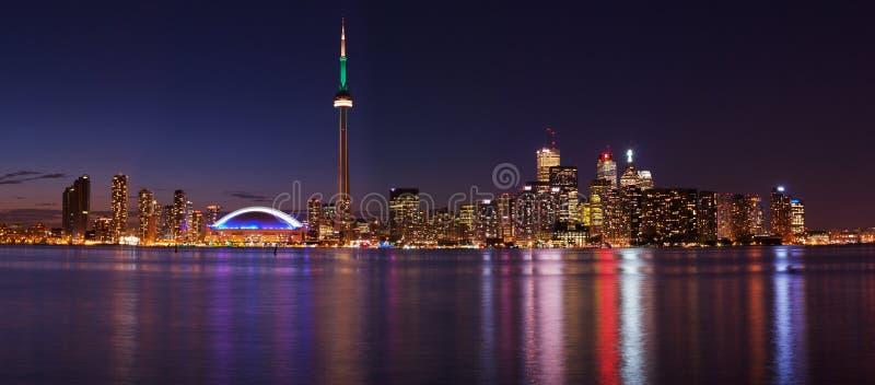Toronto-Skyline lizenzfreie stockfotografie