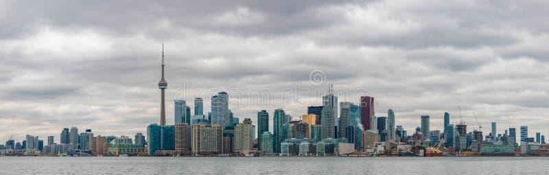 Toronto skyline panorama editorial photo  Image of