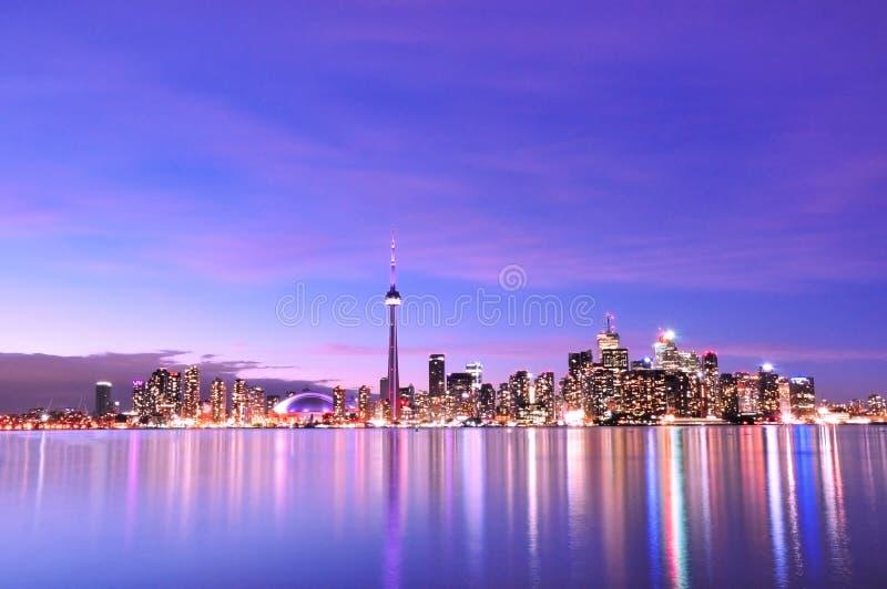 Download Toronto Skyline stock photo. Image of colour, financial - 29932998