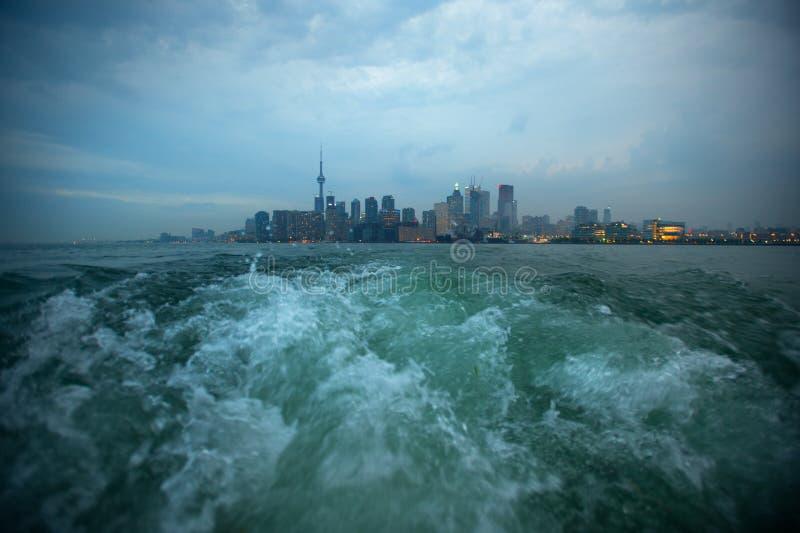 Toronto Skyline - Stock Image Royalty Free Stock Image
