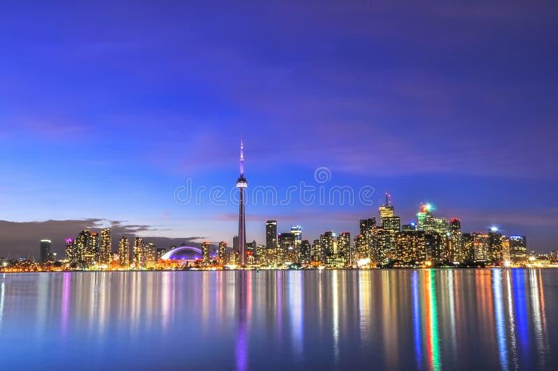 Toronto Skyline stock photos