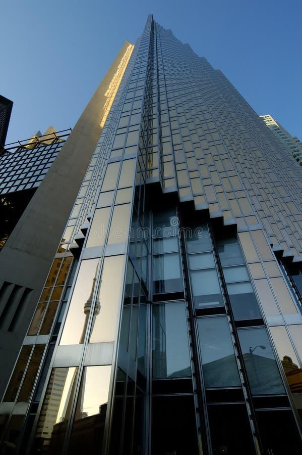 Download Toronto Skyscraper stock image. Image of metro, skyline - 104935