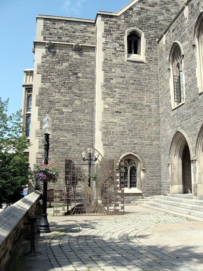 Toronto universitet Hart House 2009 royaltyfria foton