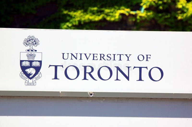 Download Toronto universitetar redaktionell bild. Bild av downtown - 19792646