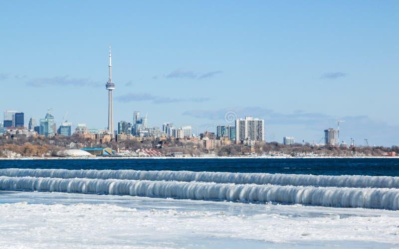 Toronto is vinkar 1 arkivbild