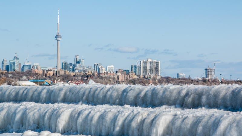 Toronto is vinkar 2 royaltyfria foton