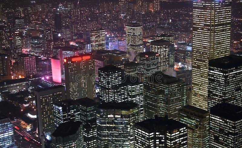 Toronto w centrum, zdjęcie royalty free