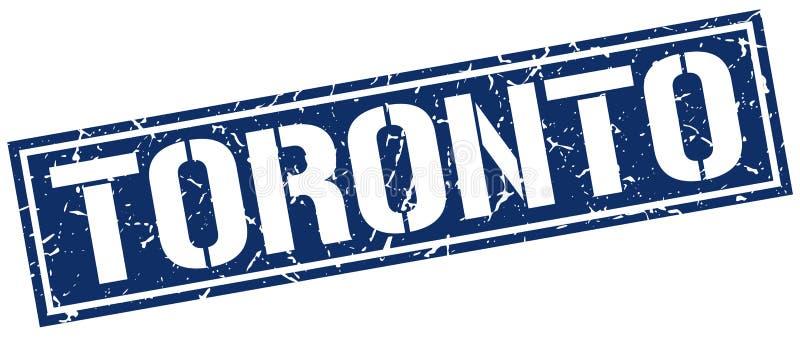 Toronto znaczek royalty ilustracja