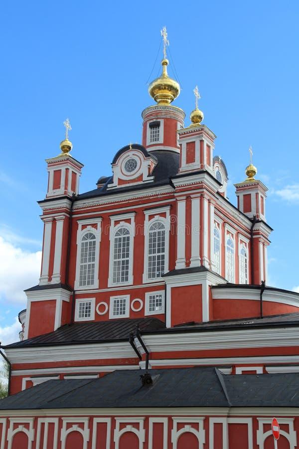 Toropets, Rusland stock afbeelding