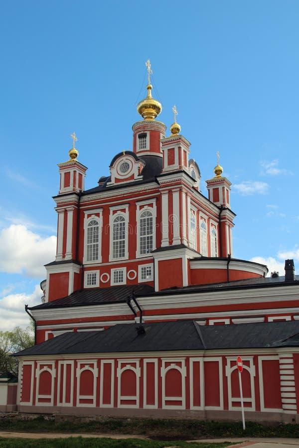 Toropets, Rusland stock fotografie
