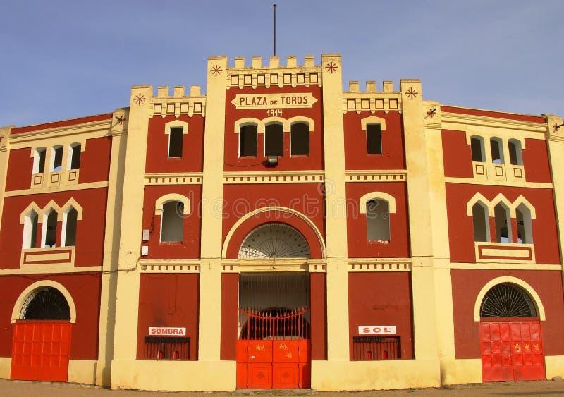toros plaza στοκ εικόνα με δικαίωμα ελεύθερης χρήσης