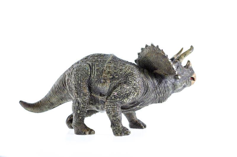 Torosaurus dinosaur obraz royalty free