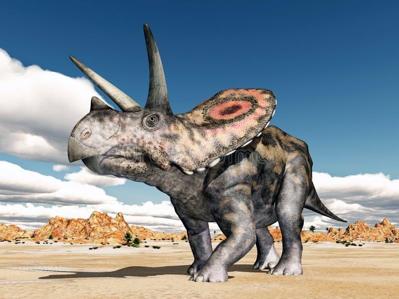 Torosaurus do dinossauro