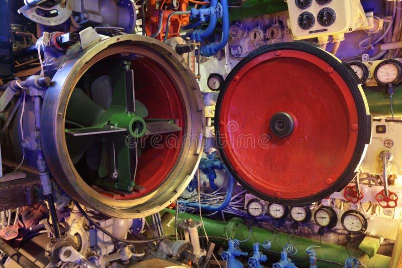 Torpedo royalty-vrije stock fotografie
