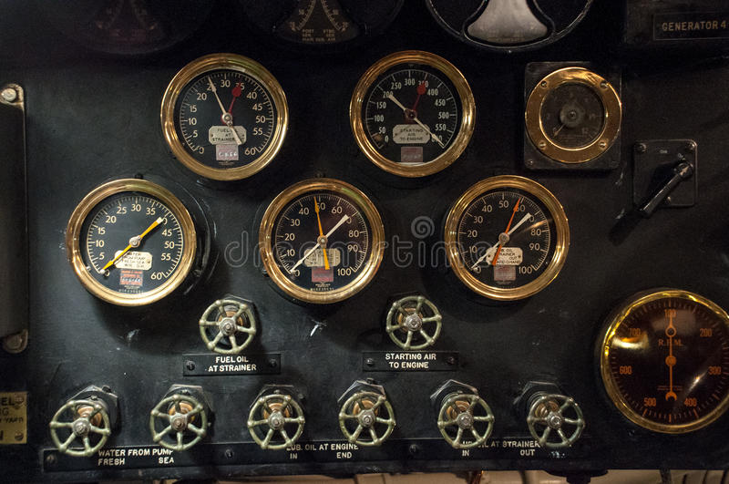 Torpedo-Raum stockbilder
