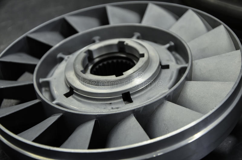 Torque Converter Bearing Flywheel royalty free stock photos