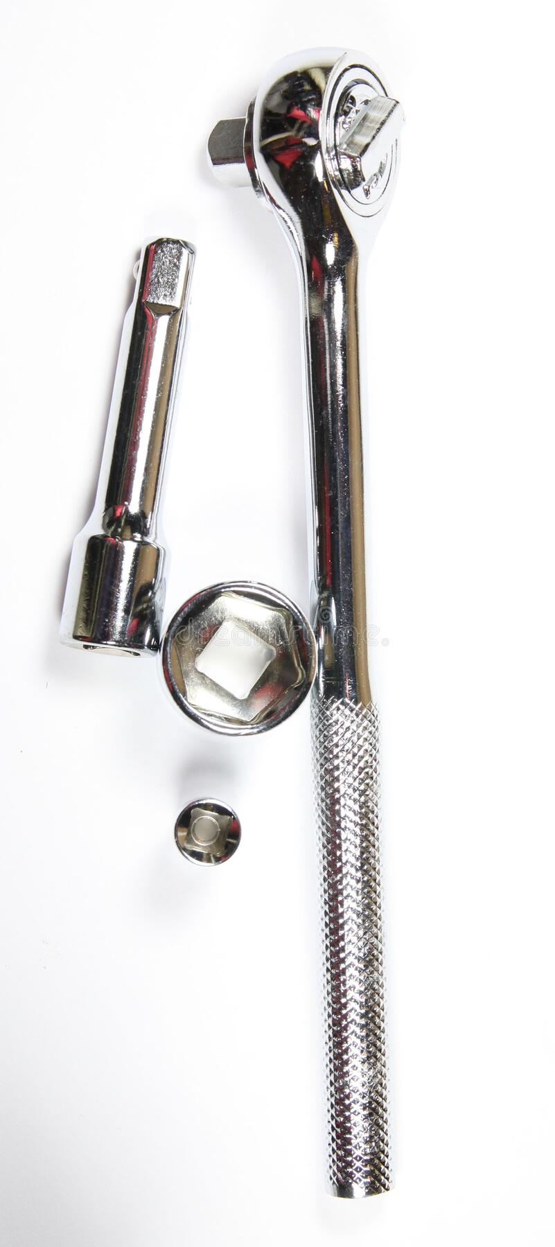 Download Torque Wrench & Bolts Stock Photography - Image: 11557142