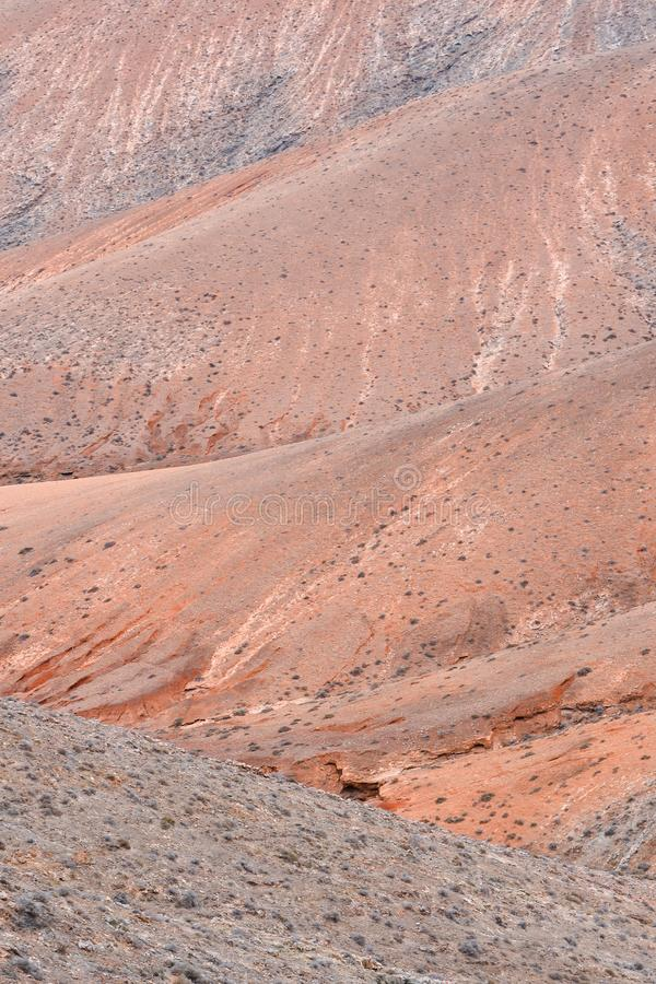 Torra Lava Basaltic Rock arkivfoton