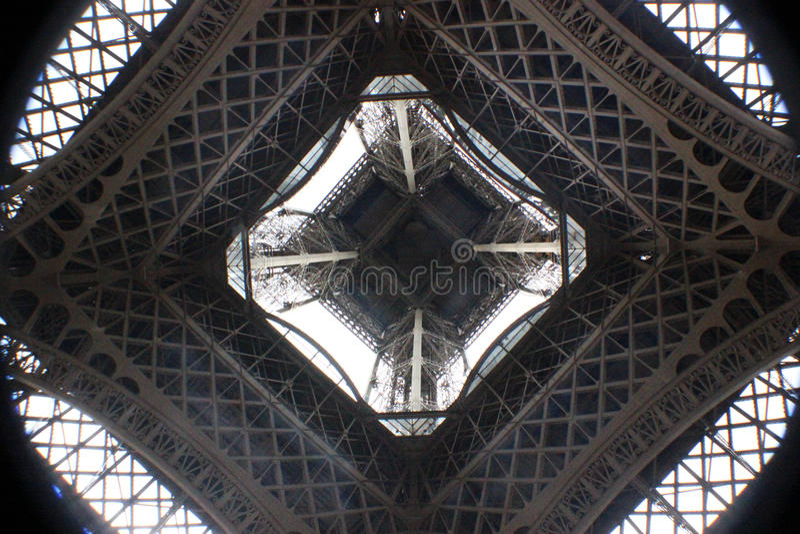 Torre Άιφελ EOS Rebel στοκ φωτογραφία με δικαίωμα ελεύθερης χρήσης