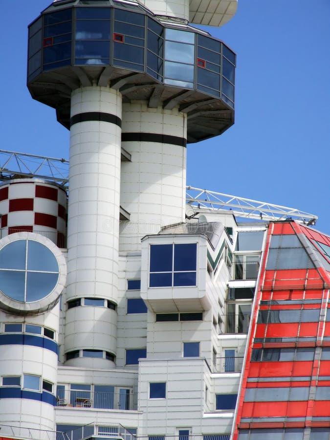 Torre 08 de Gothenburg Utkiken foto de stock