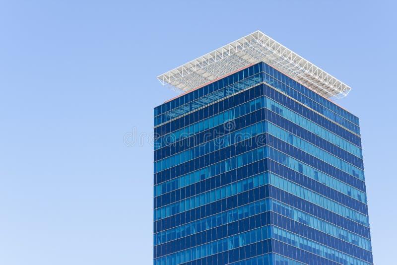 Torre 2 De Bussines Fotografia de Stock