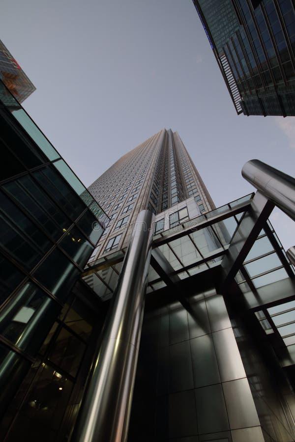 Torre ao quadrado de Canadá do céu um imagens de stock royalty free