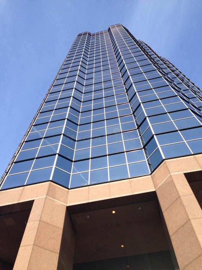 Torre azul imagen de archivo
