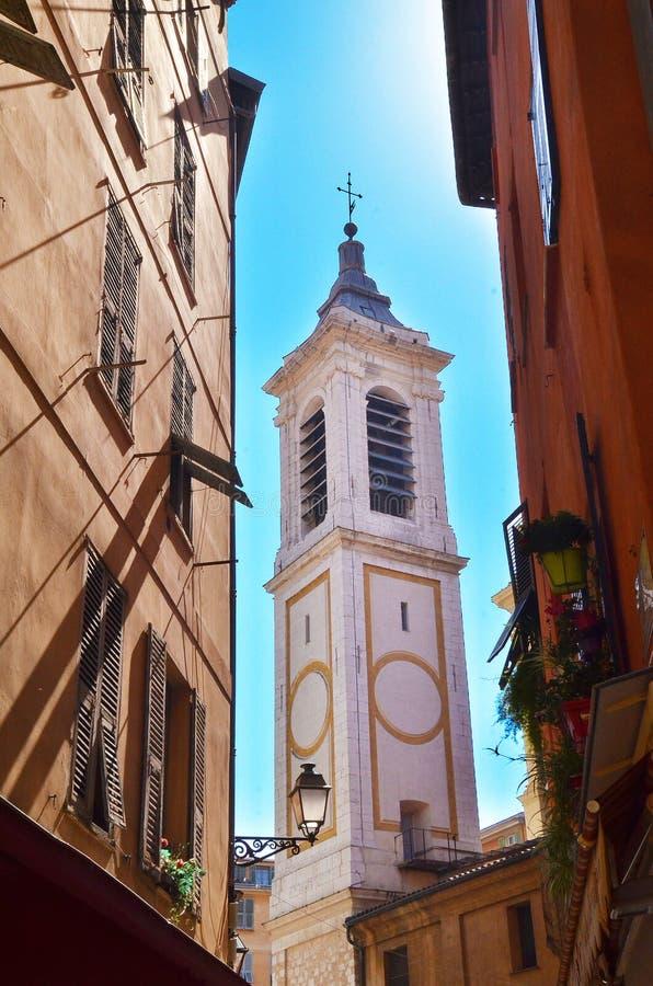 Torre blanche obraz stock