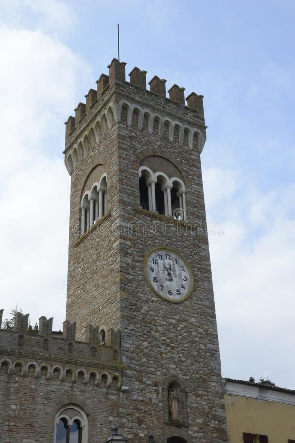 Torre cívica fotos de stock royalty free