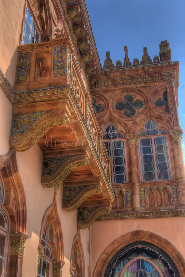 Torre Cad'Zan2 norte fotos de stock royalty free
