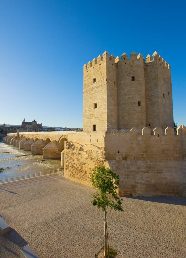 Torre Calahorra, Cordoba, Spain stock photos