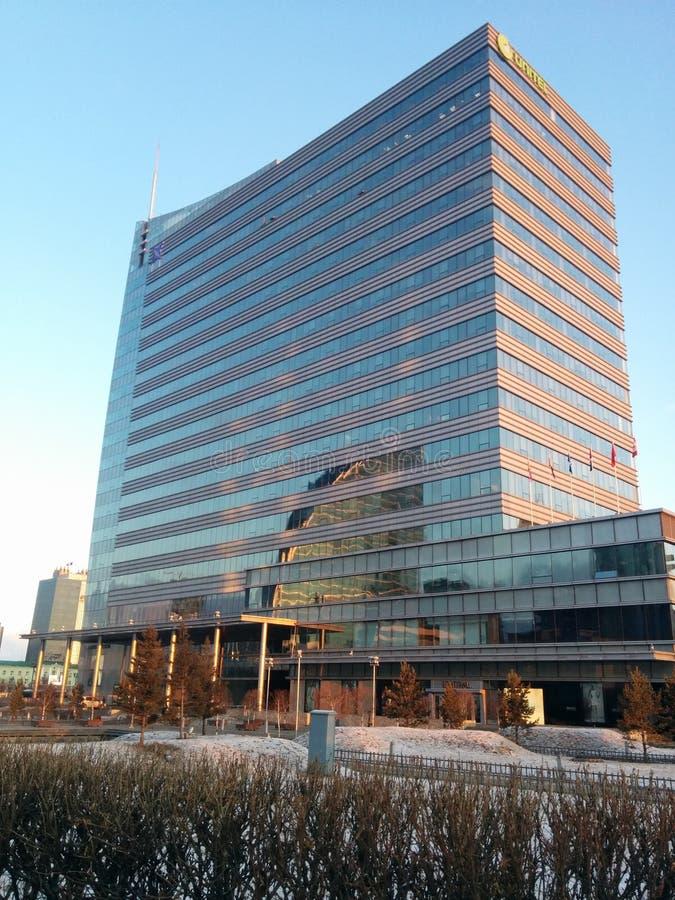 Torre central fotografia de stock royalty free
