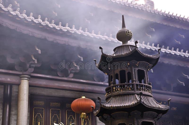 Torre chinesa imagens de stock royalty free