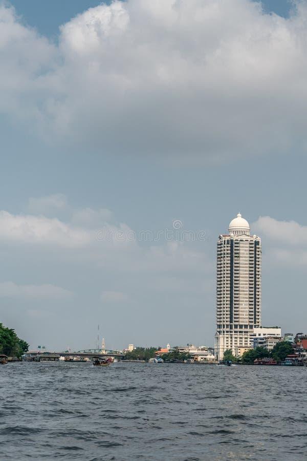 Torre Condominium del parco del Bangkok, Bangkok, Thailandia immagine stock