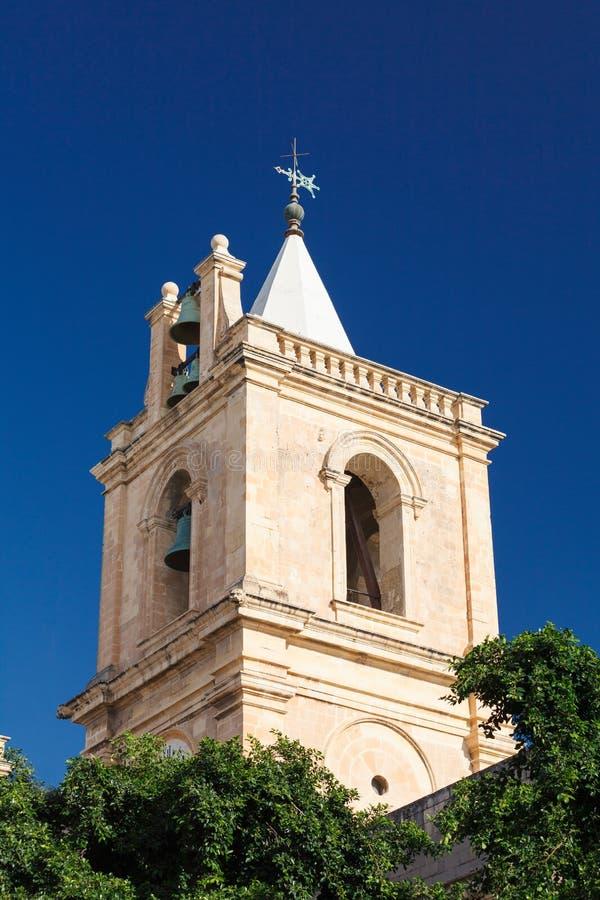 Torre da Co-Catedral de St John fotografia de stock royalty free