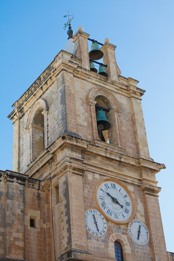 Torre da Co-Catedral de St John fotografia de stock