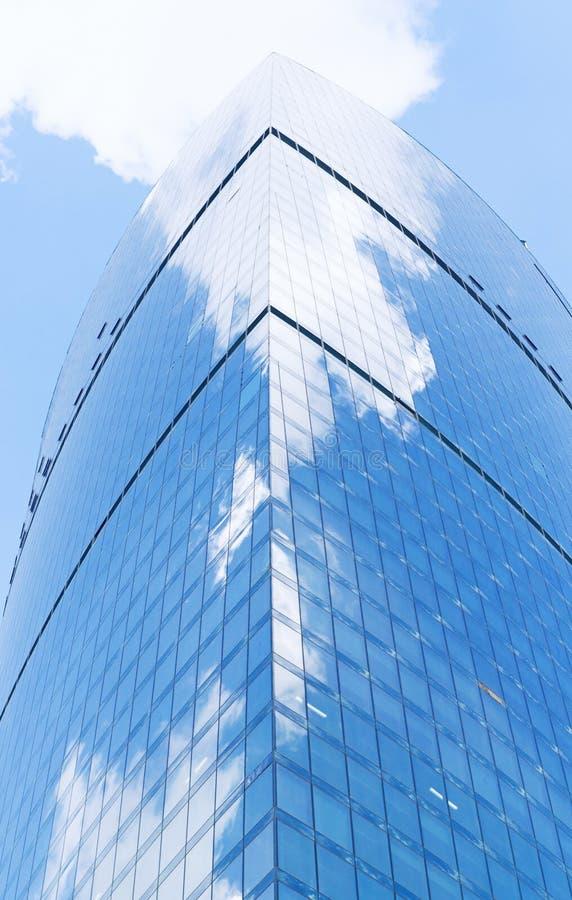 Torre da federação no centro de negócios do International de Moscou fotos de stock