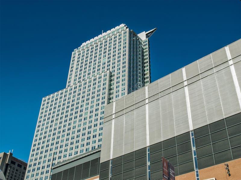 Torre da IBM-maratona imagens de stock royalty free