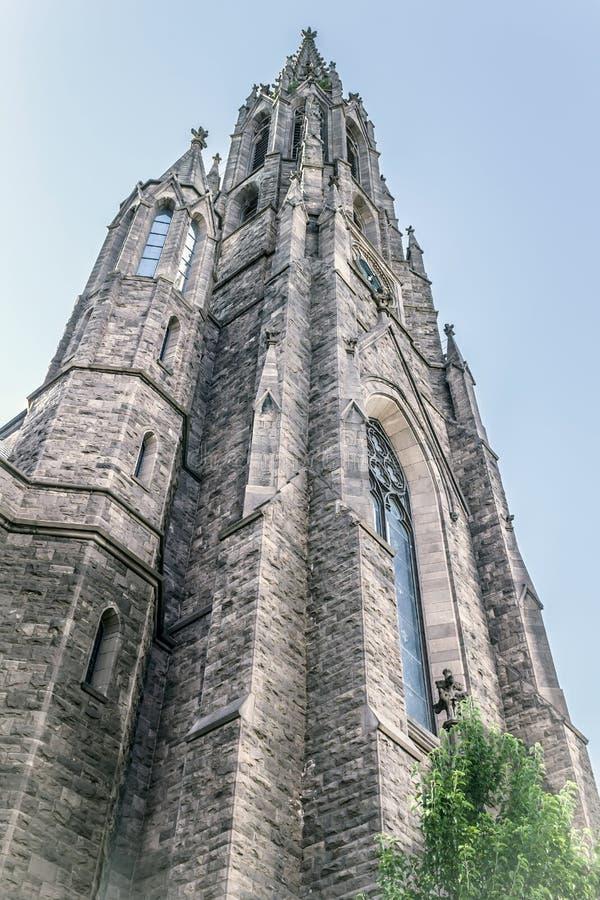 Torre da igreja imagem de stock royalty free