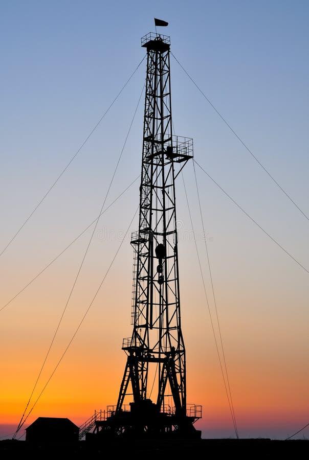 Torre da perfuração