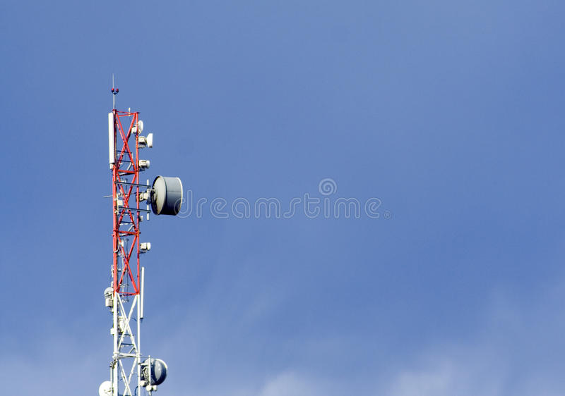 Torre da pilha foto de stock royalty free