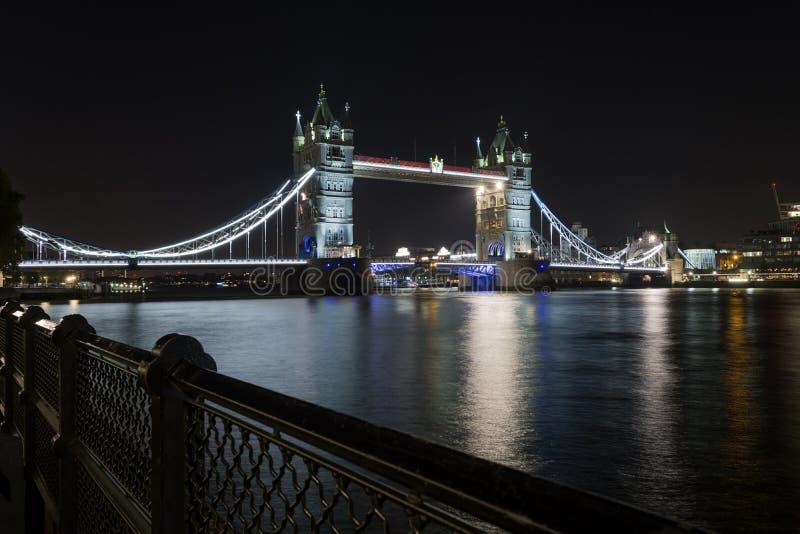 Torre da ponte de Londres fotografia de stock royalty free