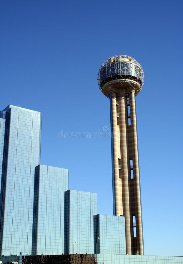 Torre da reunião imagem de stock