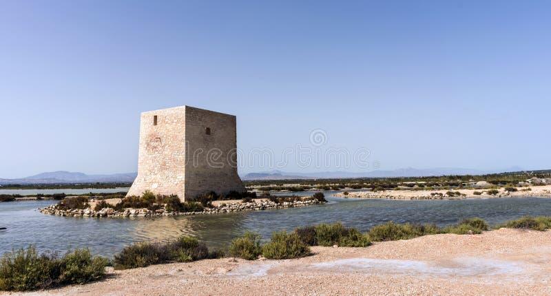 A torre da vigia fotos de stock